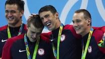Dziewiętnasty złoty medal Phelpsa na Igrzyskach Olimpijskich