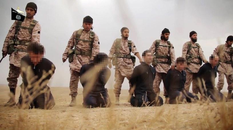 Dżihadyści z Państwa Islamskiego / zdj. ilustracyjne /AFP