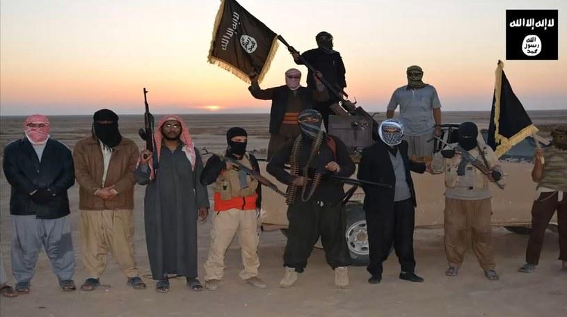 Dżihadyści z Państwa Islamskiego /AFP
