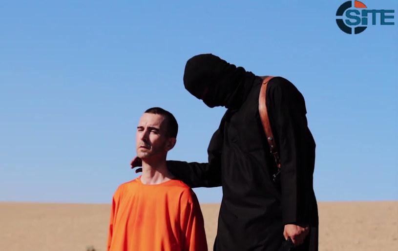Dżihadyści zamordowali brytyjskiego zakładnika /AFP