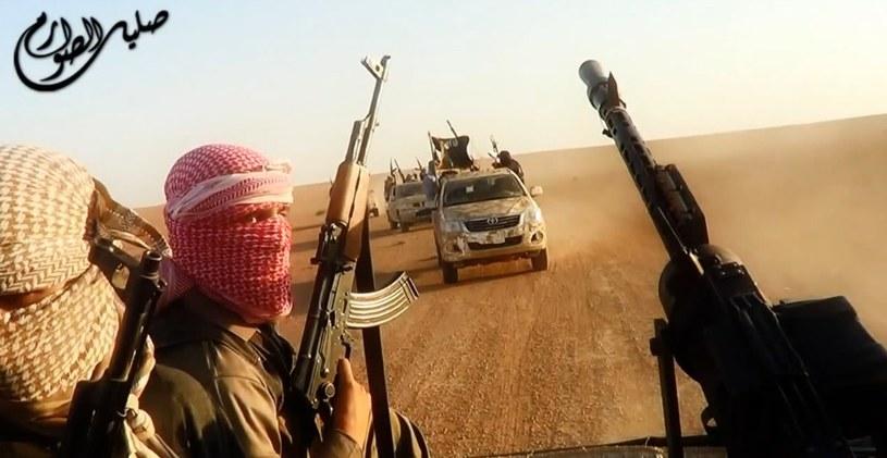 Dżihadyści, zdj. ilustracyjne /AFP
