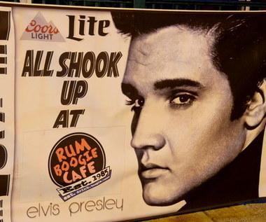 Dziś 40. rocznica śmierci Elvisa Presleya
