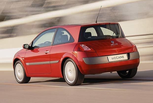 Dziś europejskim Samochodem Roku jest Renault Megane II (kliknij) /INTERIA.PL