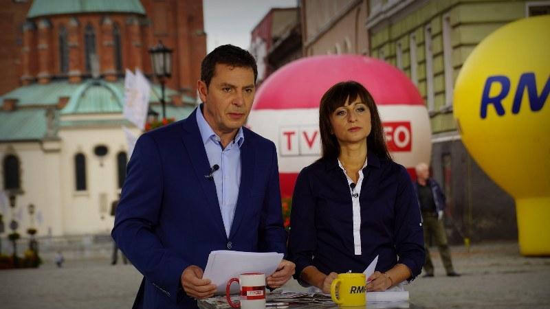 Dziś jesteśmy w Gnieźnie! /Michał Dukaczewski /RMF FM
