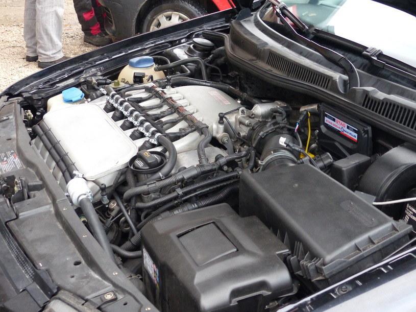 Dziś również nowoczesne silniki można przerabiać na gaz /