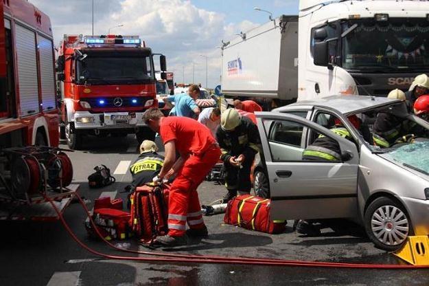 Dziś zginie 11 osób / Fot: ratownictwo.opole.net /