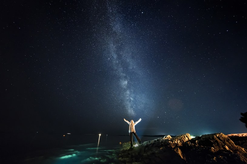 Dzisiaj noc spadających gwiazd /Adam Brzoza/FOTONOVA /East News