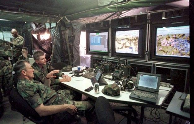 Dzisiaj praktycznie każda armia świata ma oddziały przeszkolone do walki z cyberterroryzmem /AFP