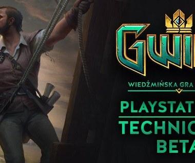 Dzisiaj wystartują testy Gwinta w wersji PS4