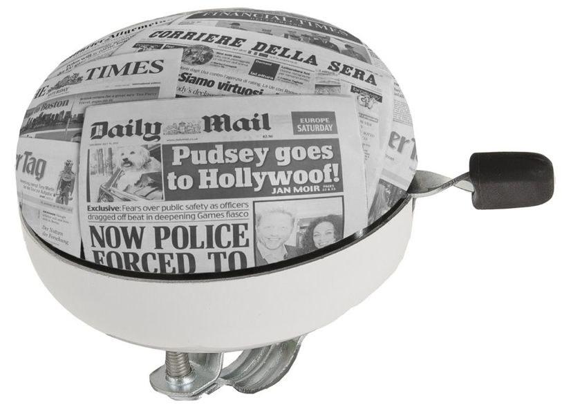 Dzwonek rowerowy /materiały prasowe