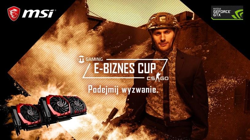 E-Biznes Cup /materiały prasowe