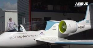 E-Fan 2.0 - elektryczny samolot Airbusa