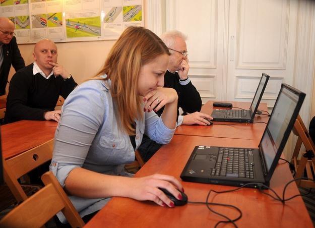 E-learning to niepotrzebna ekstrawagancja? / Fot: Marek Lasyk /Reporter