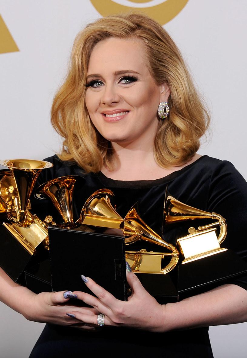 E-mail z propozycją nagrania pierwszej płyty Adele uznała za żart /Getty Images