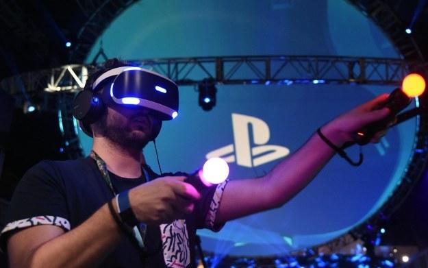 E3 2016 - konferencja Sony /AFP