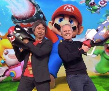 E3 2017: Mario + Rabbids: Kingdom Battle – taktyczny RPG z Mario i Kórlikami w rolach głównych