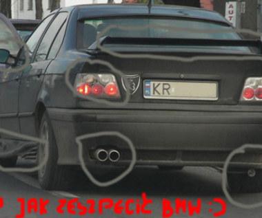 E36, bardzo fajne BMW