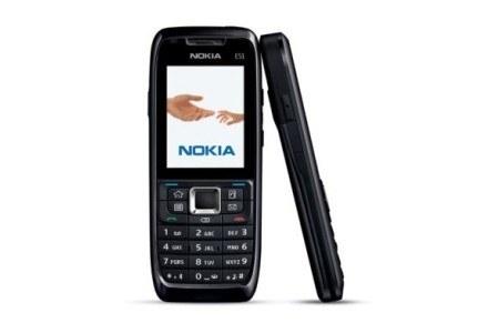 E51 - na tym telefonie będzie mógł pracować nowy słownik /materiały prasowe