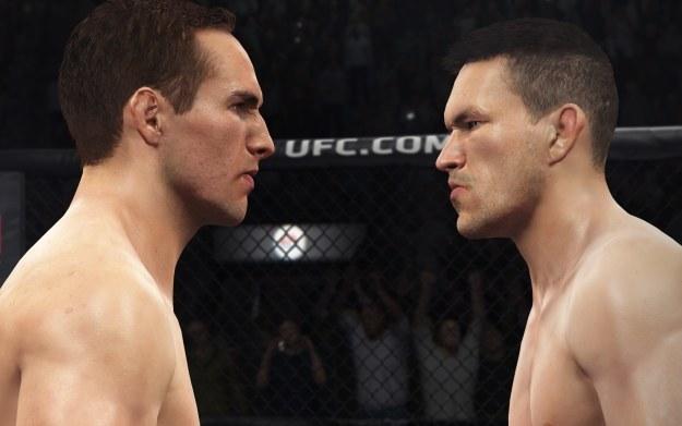 EA Sports UFC /materiały prasowe