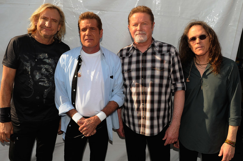 Eagles w 2012 r.: Joe Walsh, Glenn Frey, Don Henley i Timothy B. Schmit (do zespołu dołączył w 1977 r.) /fot. Rick Diamond /Getty Images
