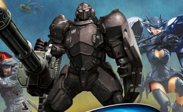 Earth Defence Force 2025 /materiały prasowe