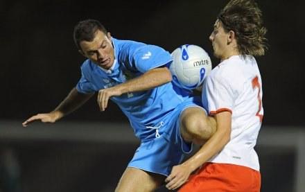 Ebi Smolarek dał nam prowadzenie w meczu z San Marino /AFP