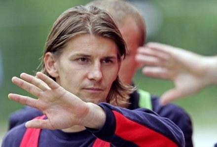 Ebi Smolarek nie wie gdzie zagra w nowym sezonie /AFP