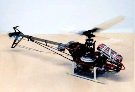 Ecopteron - nagrodzony w zeszłym roku projekt polskiego zespołu Aero@Put /materiały prasowe