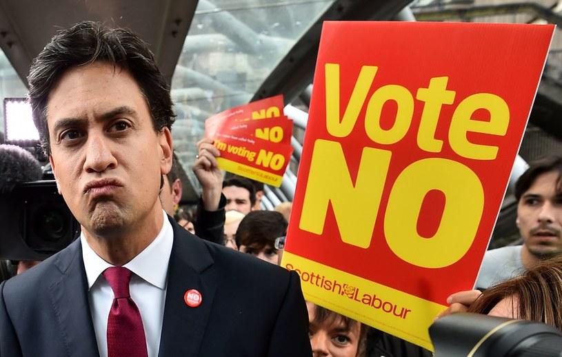 Ed Miliband /AFP