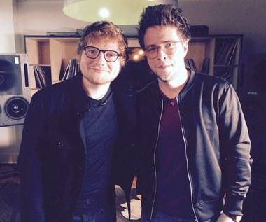 Ed Sheeran specjalnie dla RMF FM!  O alkoholu, dżinsach i chłopakach z BeMy