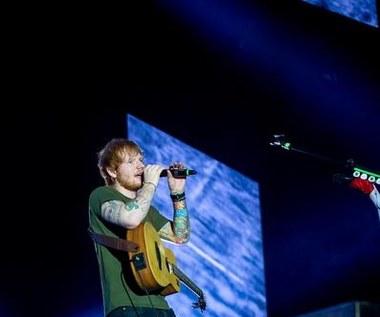 Ed Sheeran w Warszawie - 13 lutego 2015 r.