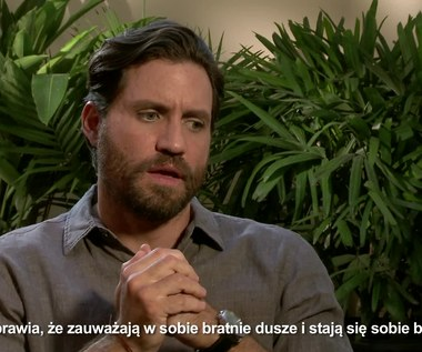 "Édgar Ramirez o filmie ""Gold"""