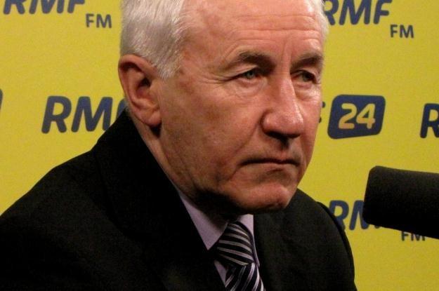 Edmund Klich w Kontrwywiadzie RMF FM /RMF