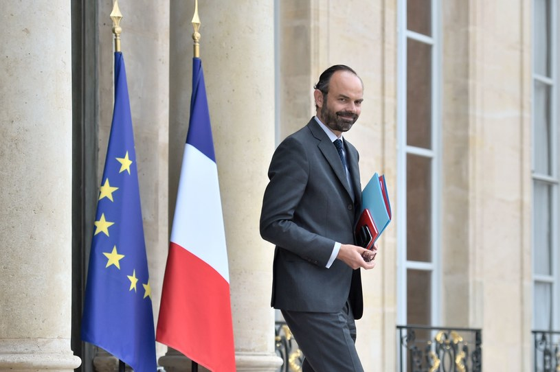 Edouard Philippe /AFP
