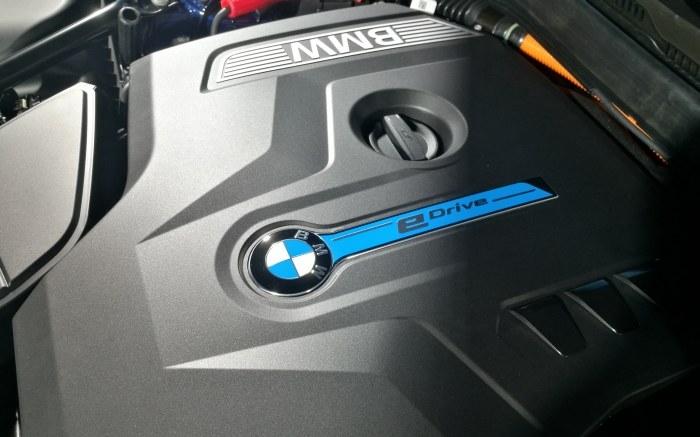 eDrive - połączenie silnika spalinowego z elektrycznym /INTERIA.PL