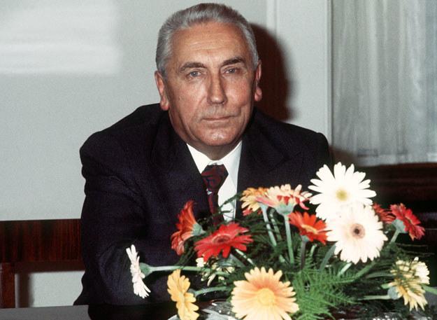 Edward Gierek zainicjował spotkanie francusko-sowieckie /AFP