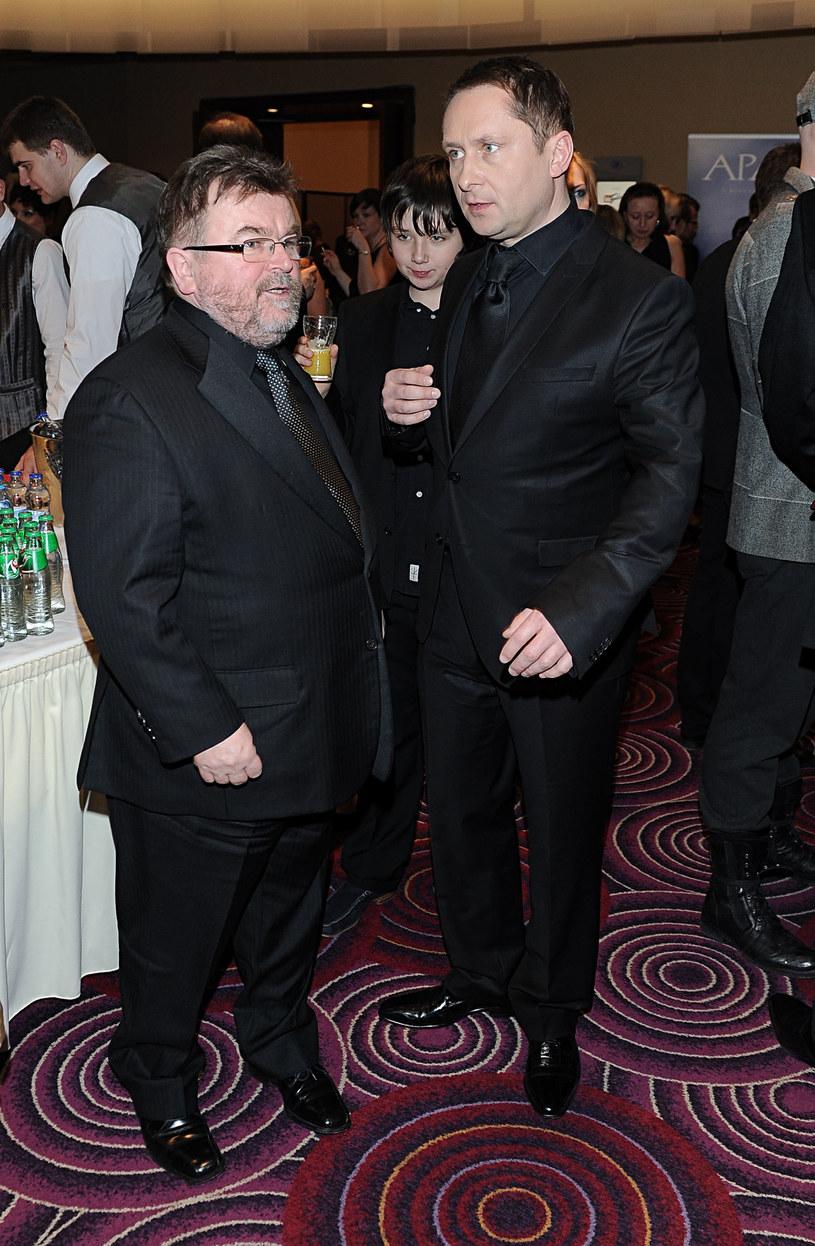 Edward Miszczak, Kamil Durczok /Paweł Kibitlewski /ONS