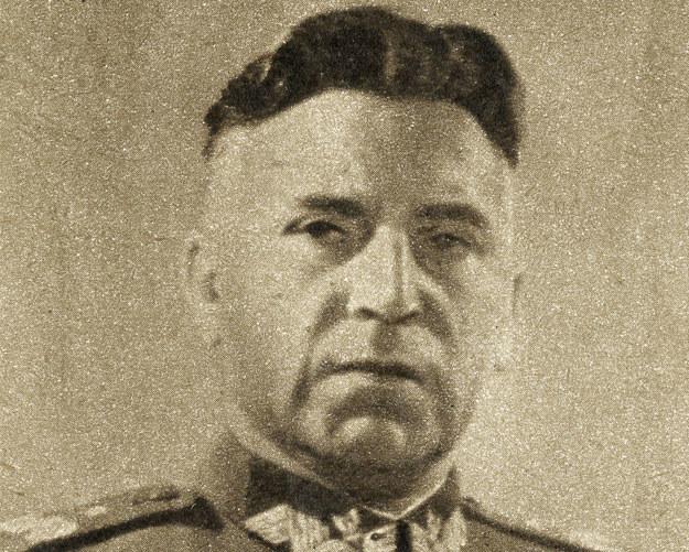 Edward Ochab w 1955 roku /FoKa /Agencja FORUM