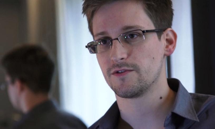 Edward Snowden przebywa obecnie w Rosji. /AFP