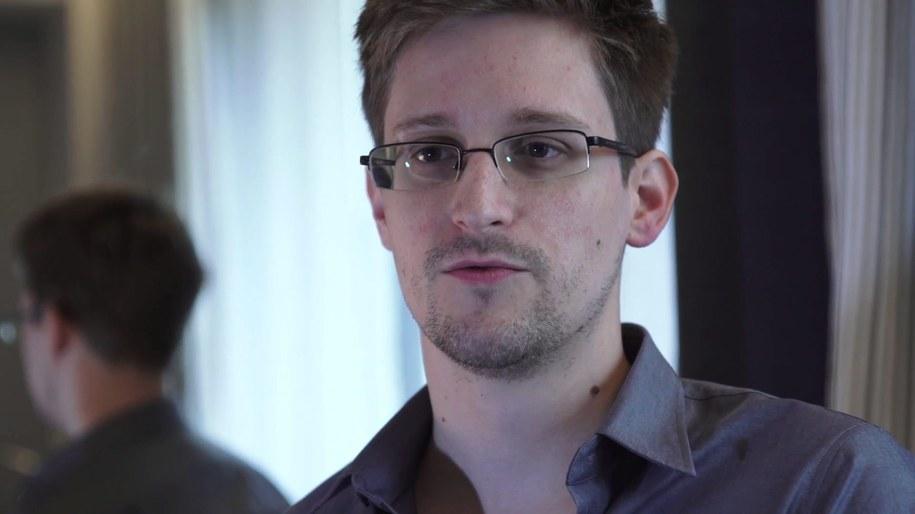 Edward Snowden /Glenn Greenwald/Laura Poitras /PAP/EPA