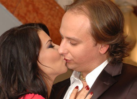 Edyta i Dariusz - zdjęcie z roku 2006 roku, fot. Marek Ulatowski /MWMedia