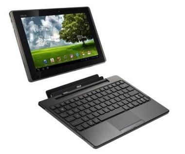 Eee Pad Transformer - tablet z klawiaturą