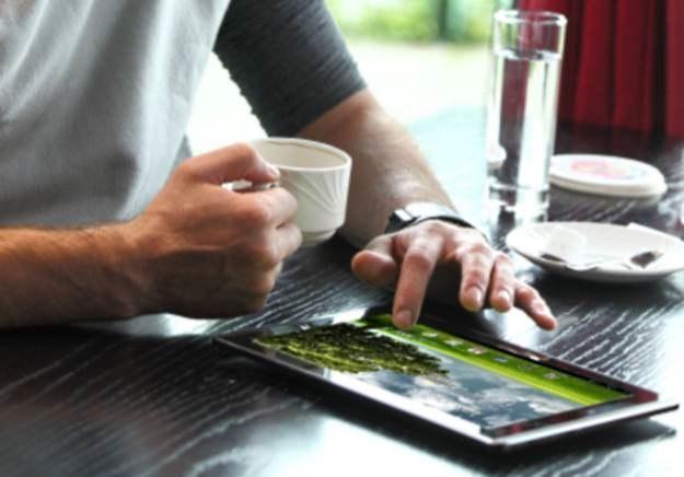 Eee Pad Transformer - wersja czysto tabletowa. Sprawdza się dobrze /materiały prasowe