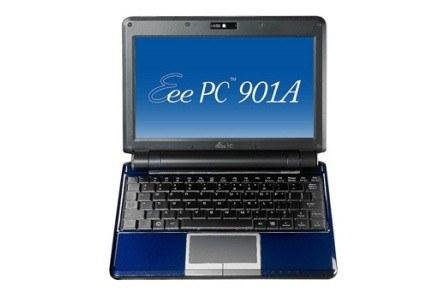 Eee PC na niebiesko (Fot. EeePC News.de) /CafePC.pl