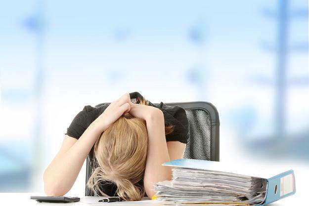 Efekty długotrwałego funkcjonowania w stresie mogą być katastrofalne /©123RF/PICSEL