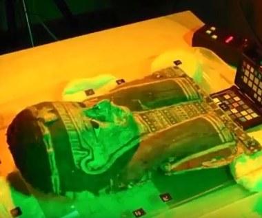 """Egipska mumia zyskała """"życie wieczne"""". Uczeni odczytali jej imię"""