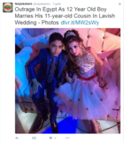 Egipt: Huczne zaręczyny 12-latka i 11-latki. W sieci gigantyczne oburzenie