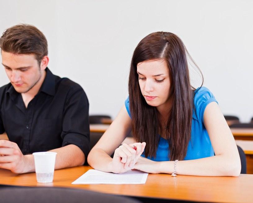 Egzamin gimnazjalny rozpocznie się 23 kwietnia /123RF/PICSEL
