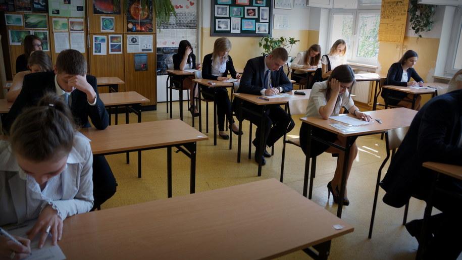 Egzamin z j. angielkiego na poziomie podstawowym trwał 120 minut /Archiwum RMF FM