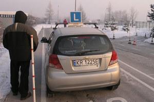 Egzaminy na prawo jazdy zawieszone